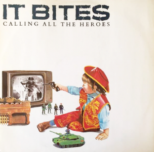"It Bites ‎- Calling All The Heroes (12"") (VG/VG)"